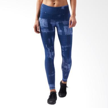 Reebok LesMills Printed Legging Celana Olahraga Wanita [CD6171]