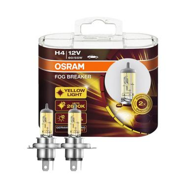 OSRAM 62193FBR High-Low Beam H4 Fog ... a Innova 2015-On - Kuning