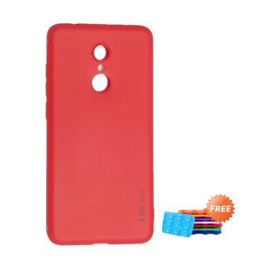 Lize Design Slim Case Xiaomi Redmi ... cs Tempelan Gurita Random