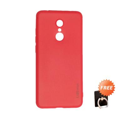 Lize Slim Case Softcase Casing for  ... ing Stand HP Warna Random