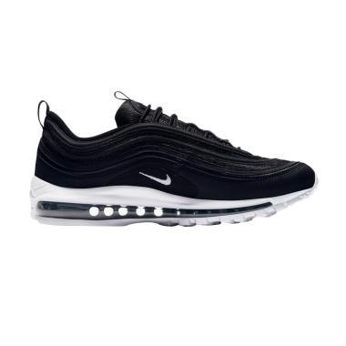 NIKE Men Air Max 97 OG Sepatu Olahraga Pria - Black White [921826-001]