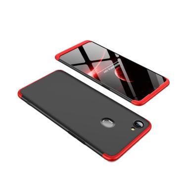 OEM Armor Full Cover Baby Skin Matt ...  Xiaomi Mi A1 - Black Red