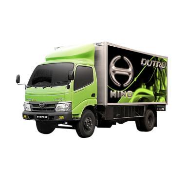 harga Hino Dutro 130 MD 4.0 Diesel M-T Mobil Bak Custom - Green [Jadetabek] Blibli.com