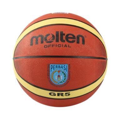 harga Molten Bola Basket - Brown [GR5 - Ti] Blibli.com