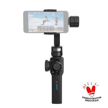 Zhiyun Smooth 4 Handheld 3 Axis Gim ... er for Smartphone - Black