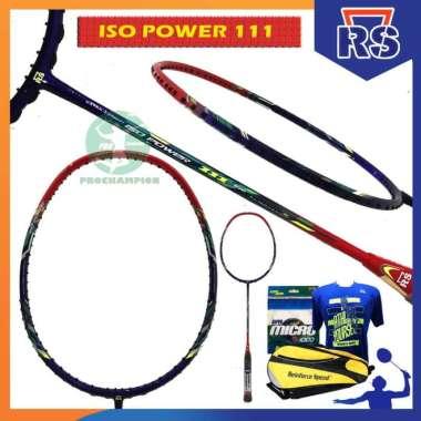 harga RS ISO POWER 111 EVO RAKET BADMINTON ORIGINAL Multicolor - Blibli.com