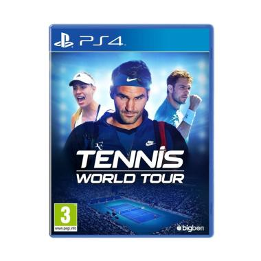 SONY PS4 Tennis World Tour DVD Game