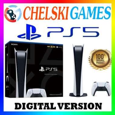 harga Chelski Games - Console PS5 SONY DIGITAL VERSION Playstation 5 Console Mesin ASIA LOKAL Blibli.com