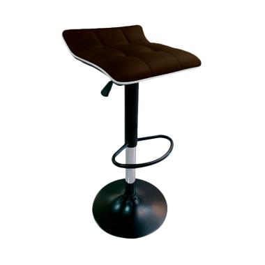 Atria Furniture Deluxia Bar Stools - Dark Brown