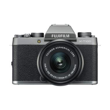 Fujifilm X-T100 Kit 15-45mm Kamera Mirrorless