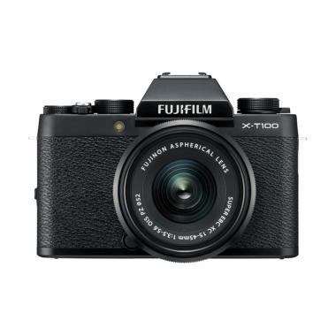 #DIJAMINMURAH Fujifilm X-T100 Kit 1 ... lm Indonesia - fujishopid