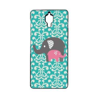 Acc Hp Cute Elephants W3686 Custom Casing for Xiaomi Mi4