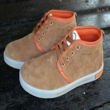 harga Dijual Sepatu Casual Anak  Remaja - FRANK WALKER Limited Blibli.com