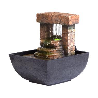 Hagihara Fengsui Bentuk Bentuk Pagar Air Mancur