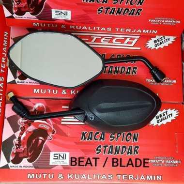 harga Spion Standar Honda Beat - Blade - Vario - UNIVERSAL Kaca Sepion Motor Multicolor Blibli.com