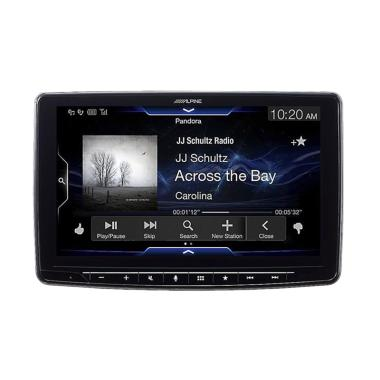 ALPINE ILX-F309 Double Din With App ... d Auto Head Unit [9 Inch]