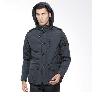 COLDWEAR Winter Padded Jacket Pria - Black [17073]