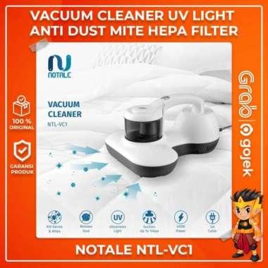 harga Jual NOTALE Vacuum Cleaner UV Anti Dust Mite HEPA Filter Penyedot Debu VC1 Murah Blibli.com
