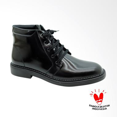 Grutty Sepatu Boots Pria [HR-043]