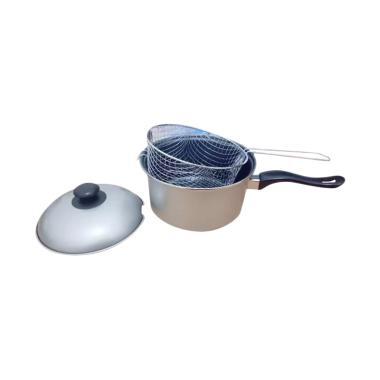 Maspion Chip Pot Fryer Panci [20 cm]