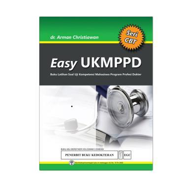 EGC Easy UKMPPD by Dr. Arman Christiawan Buku Edkukasi & Referensi