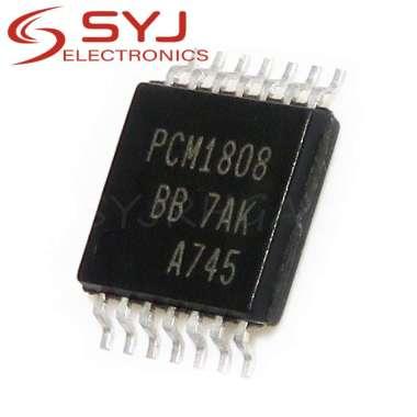 harga GRATIS ONGKIR Syjrhgal 5pcs - Lot Sparepart Komponen Elektronik Chip Pcm1808Pwr Pcm1808 Tsop-14 Blibli.com