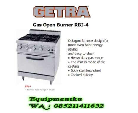 harga GETRA Gas Open Burner TYPE RBJ-4 Blibli.com