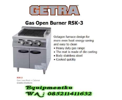 harga GETRA Gas Open Burner TYPE RSK-3 Blibli.com