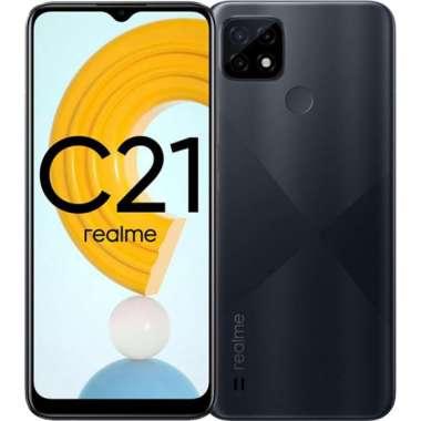 harga Realme C21 Ram 3 Rom 32GB HITAM Blibli.com