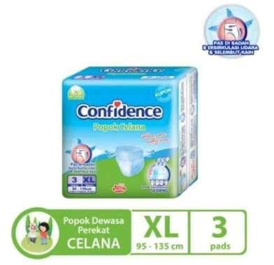 harga Confidence Premium Pants Popok Dewasa XL3 Blibli.com