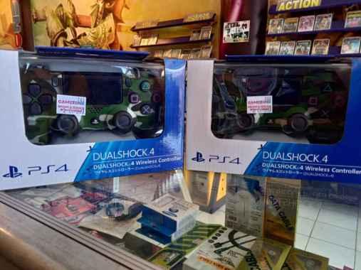 harga Stik PS4 or Dualshock 4 Wireless Controller Ori Pabrik - Army Blibli.com