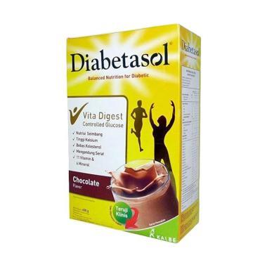 harga Kalbe Diabetasol Coklat Susu Dewasa [600 g] Blibli.com