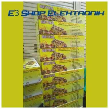 harga Jual Alat Panggang Gas 4 Tungku Getra Et-K222 - Bbq Gas Burner - Otak-Otak Multicolor Blibli.com