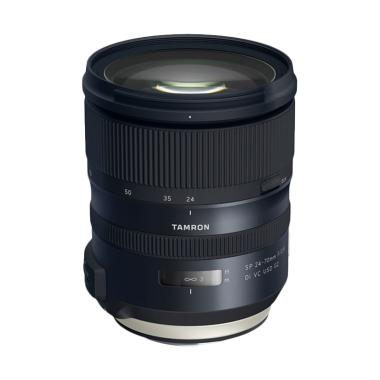 Tamron Lens SP 24-70mm f/2.8 DI VC USD G2 for Canon