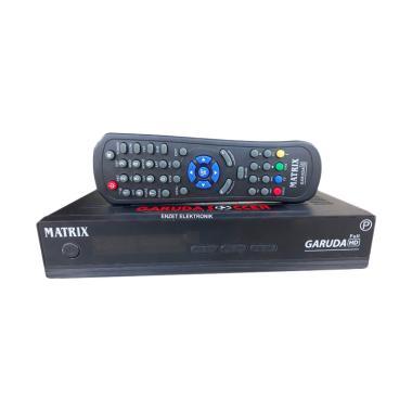 Matrix Garuda Soccer Satellite TV Receiver Parabola + Free Channel Beinsport sampai Juni 2019