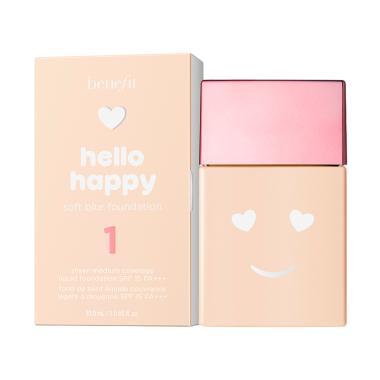 Benefit Cosmetics Hello Happy Soft Blur Foundation - 01
