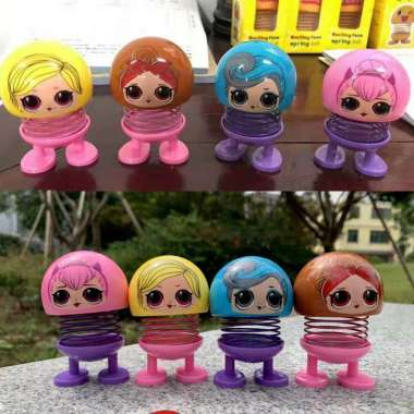 harga FREE ONGKIR Boneka Kepala Emoji Spring Doll Per Goyang Lampu LED Aksesoris Dashboard Mobil Motor Lol  ❤Yimi❤ Blibli.com
