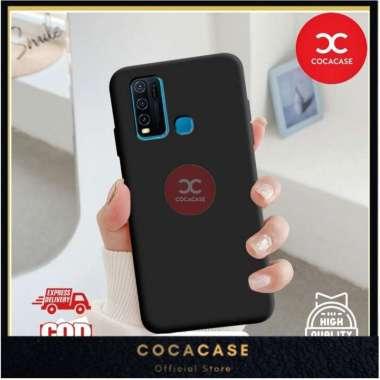 harga OPPO A32 A53 Case Silicon Premium Soft Casing Silicon Handphone softcase NAVY Blibli.com