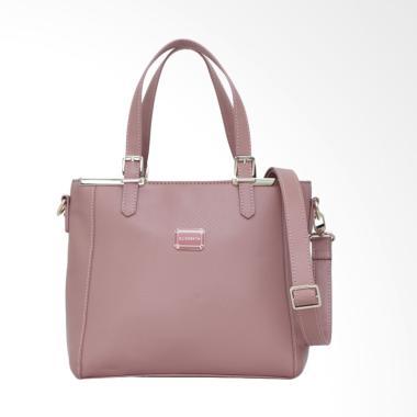Elizabeth Bag Josiane Hand Bag Wanita - Pink