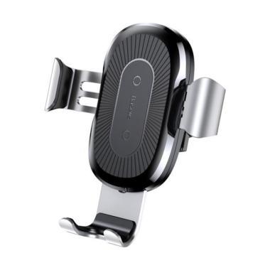 Baseus Wireless Gravity Auto Lock A ... r [10 W QI/Fast Charging]
