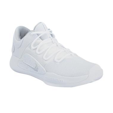 NIKE Hyperdunk X Low Sepatu Basket Pria  AR0464-100  ab1d8fef30