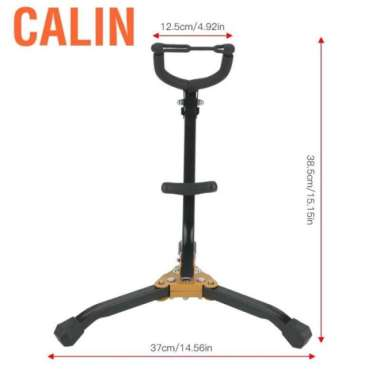 harga Stand Tripod Kabel Lipat Adjustable Bahan Metal untuk Saxophone Blibli.com