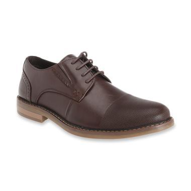Jim Joker Wise 1CA Casual Boot Sepatu Pria - Coffee
