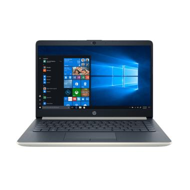 harga HP 14-CF0049TX Notebook - Gold [Core i5-8250/ 4GB/ 1TB/ VGA/ 14