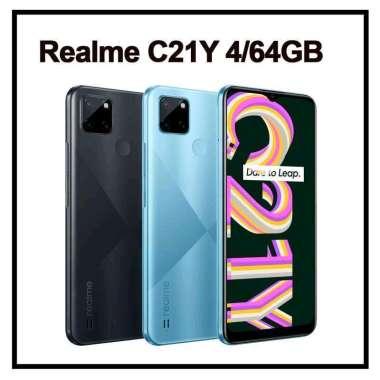 harga REALME C21Y BERGARANSI RESMI RAM 3GB/32GB Blibli.com
