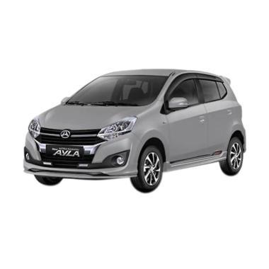 Daihatsu New Ayla 1.0 X DLX Mobil [Uang Muka Kredit Bidbox]