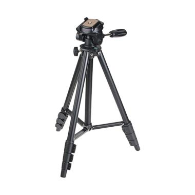 Yunteng VCT-681 Portable Lightweight Tripod Video & Camera - Black