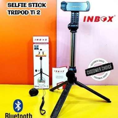 harga Unik Selfie Stick Smartphone Tripod Inbox Ti 2 Bluetooth Limited Blibli.com