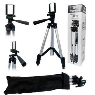 harga Jual Tripod Plus holder U Kaki stabilizer 1 Meter Murah Blibli.com