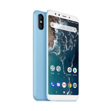 Xiaomi Mi A2 Smartphone Android One [32 GB/4 GB] ROM GLOBAL - BNIB